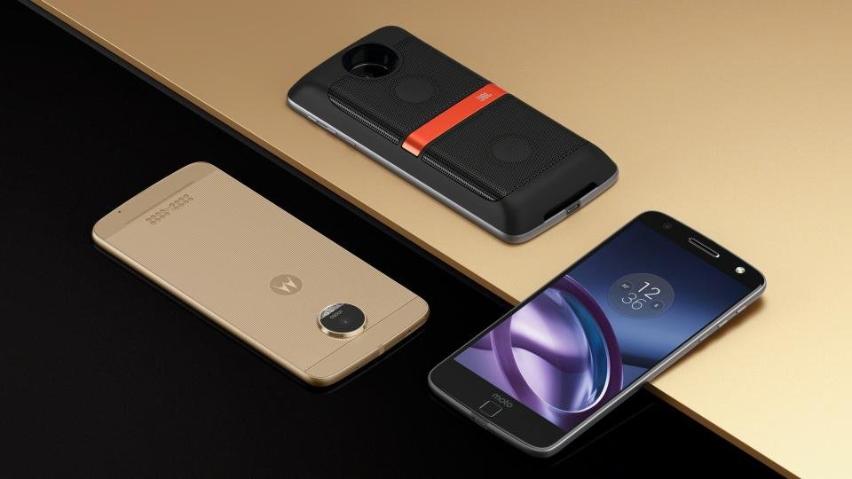Moto Z & Moto Z Force are official - release date and