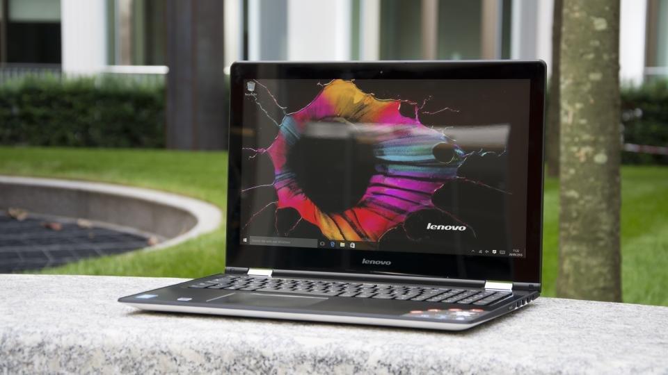 Lenovo Yoga 500 review: A hybrid that's short on power