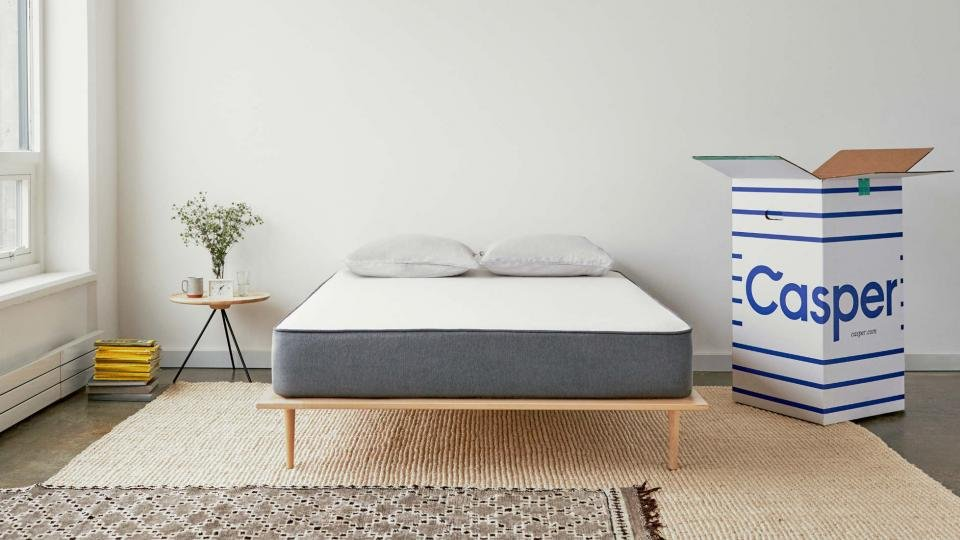casper bed review best mattress 2018 sleep tight with the best pocket 11735