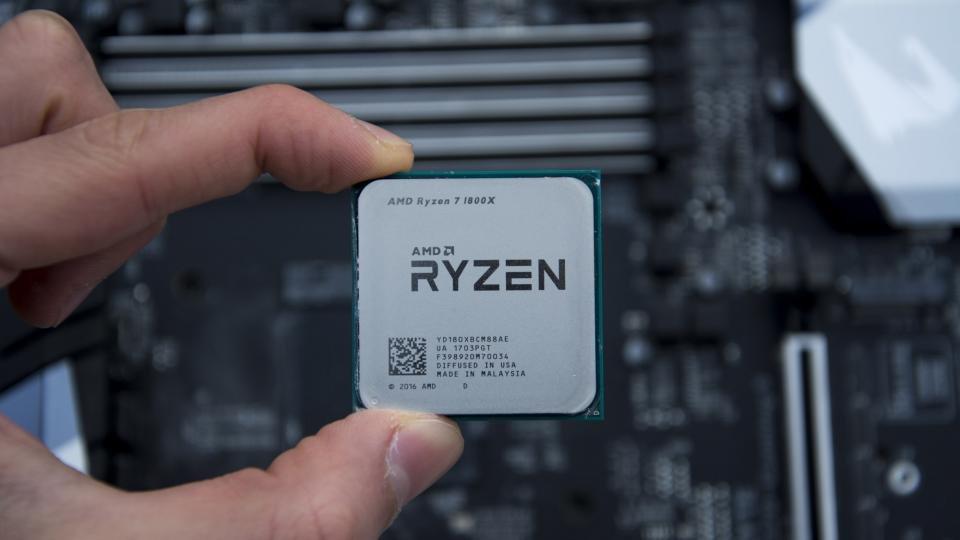 Amd Ryzen Review The Amd Ryzen 7 1800x Rivals The 1 600 Intel Core