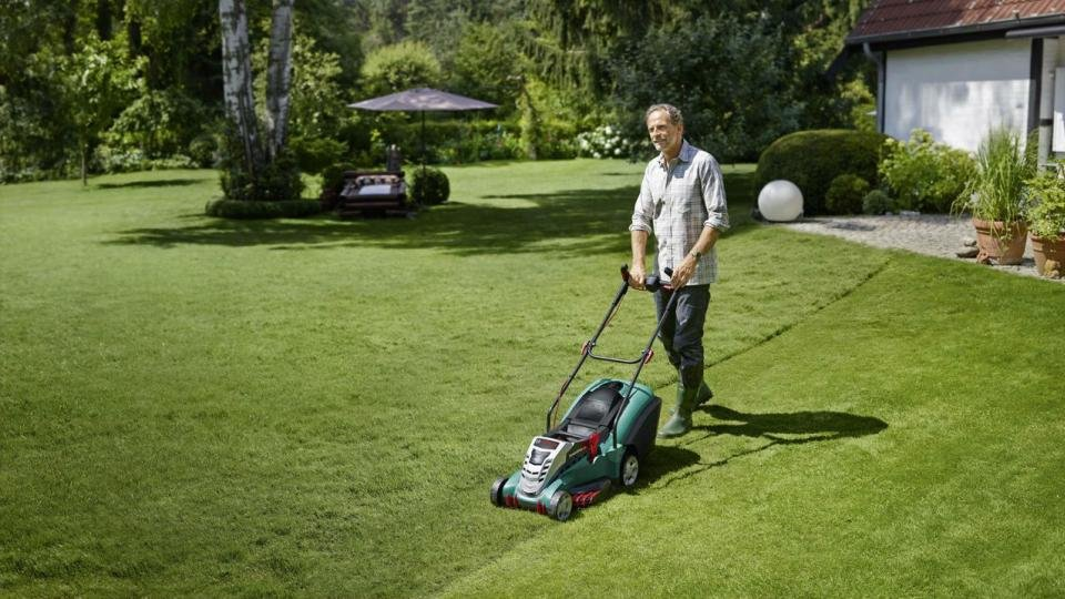 Best Lawn Mower 2019 The Best Electric Cordless Petrol