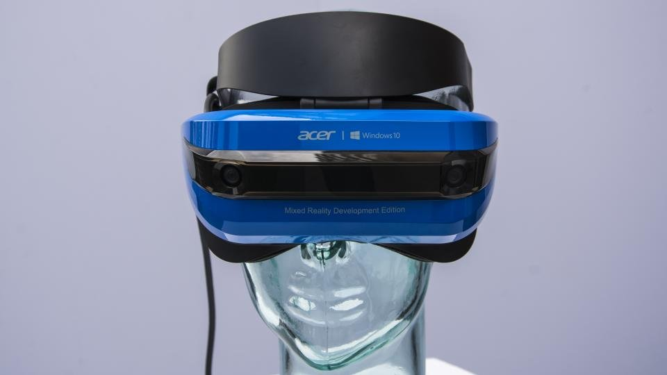 Acer Windows Mixed Reality headset review: Ushering in a