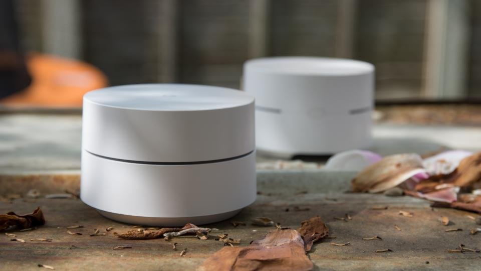 Google's new mesh Wi-Fi router could also be a smart speaker