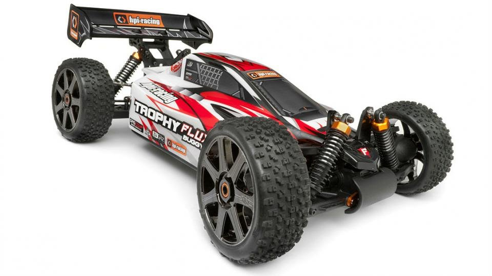 Hpi trophy buggy flux the best high-end race-ready option