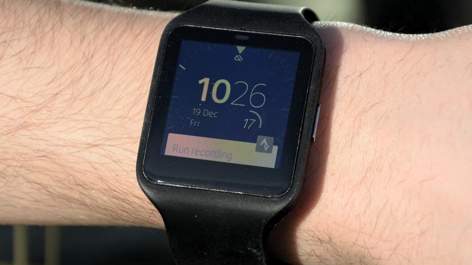 U8 Smartwatch Answering Call On The Phone