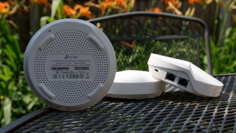 TP-Link Deco M5 review: A challenger for Google Wifi's crown