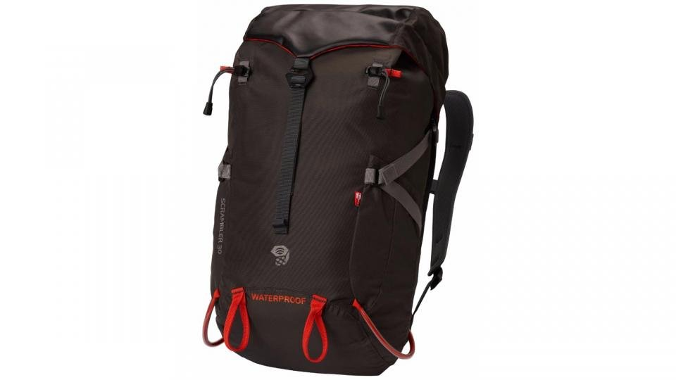 204bbab3294c The Scrambler is that rare beast in the backpack world – it s fully  waterproof in any weather without a rain cover (that doesn t mean you can  dunk it in a ...