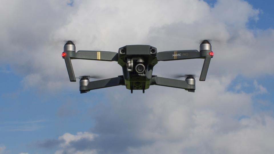 DJI Mavic Pro review: A superb folding drone but no longer