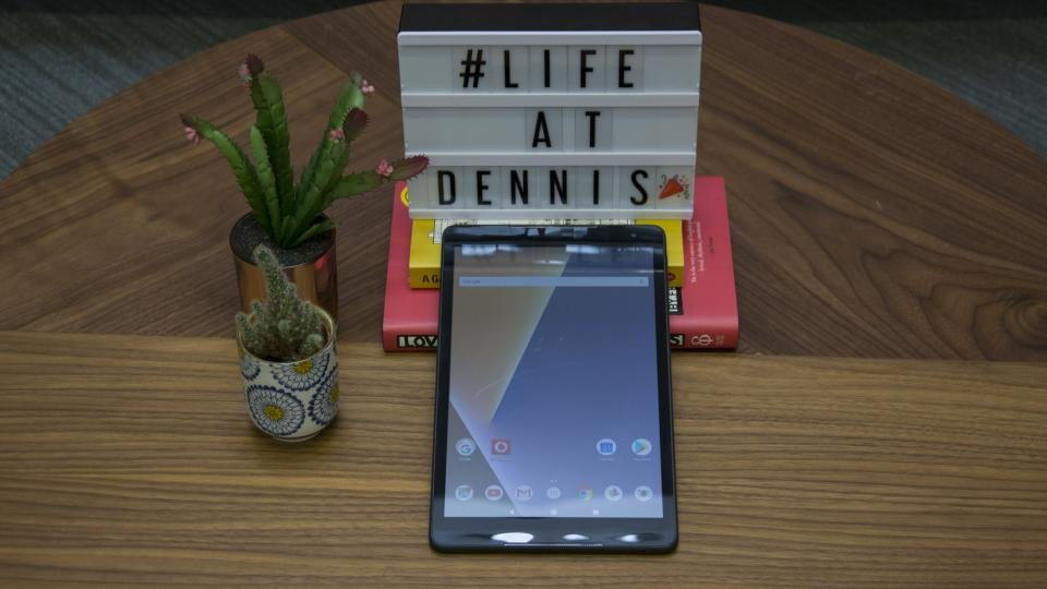 Vodafone Smart Tab N8 review: The cheapest 4G tablet