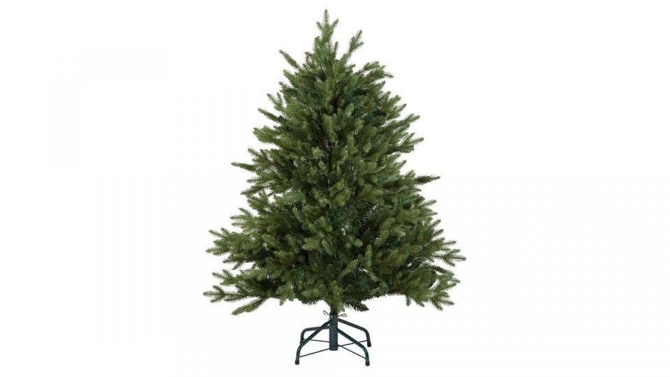 Giveaway artificial christmas tree