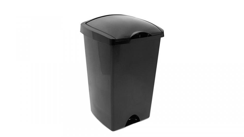 Touch Bin 45 Liter.Best Kitchen Bins The Best Retro Slimline And Recycling Bins From