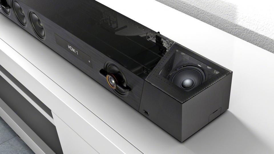 sony ht st5000 rear speakers update