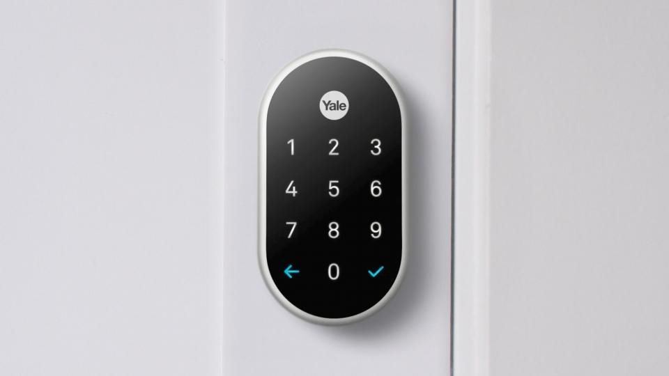 Nest X Yale Lock First Smart Door Lock Finally Unveiled