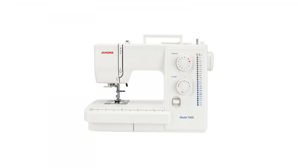 Best Sewing Machines 40 The Perfect Stitch From £40 Expert Stunning Janome 7025 Sewing Machine Instructions