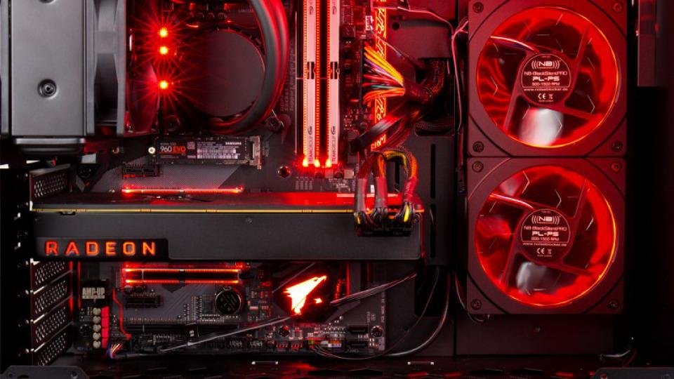 aebae39f7985 Overclockers Gaming Oxygen review  A gaming PC that oozes all-round ...
