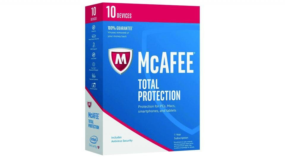 McAfee Total Protection review: A new interface and a low