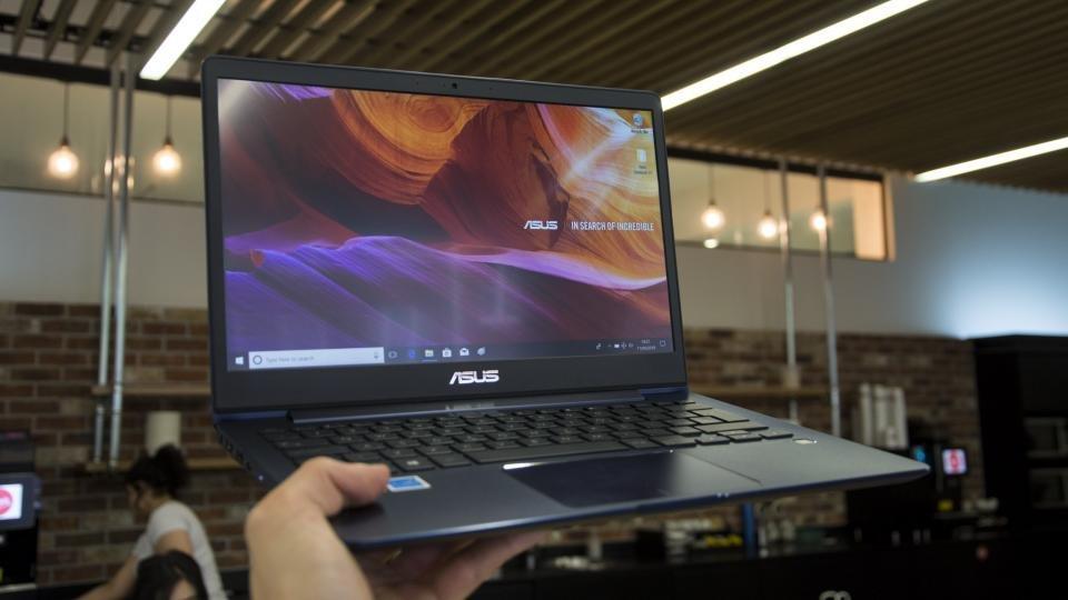 Asus ZenBook 13 (2018) UX331UN review: Thin, gorgeous, power