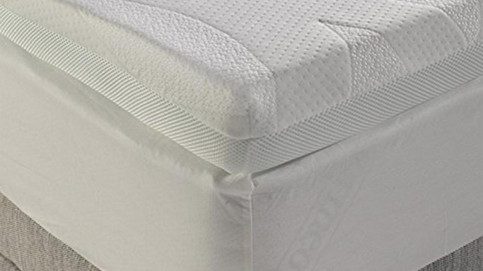 Dormeo Octaspring Matras : Best mattress toppers: the best mattress toppers to buy from £45