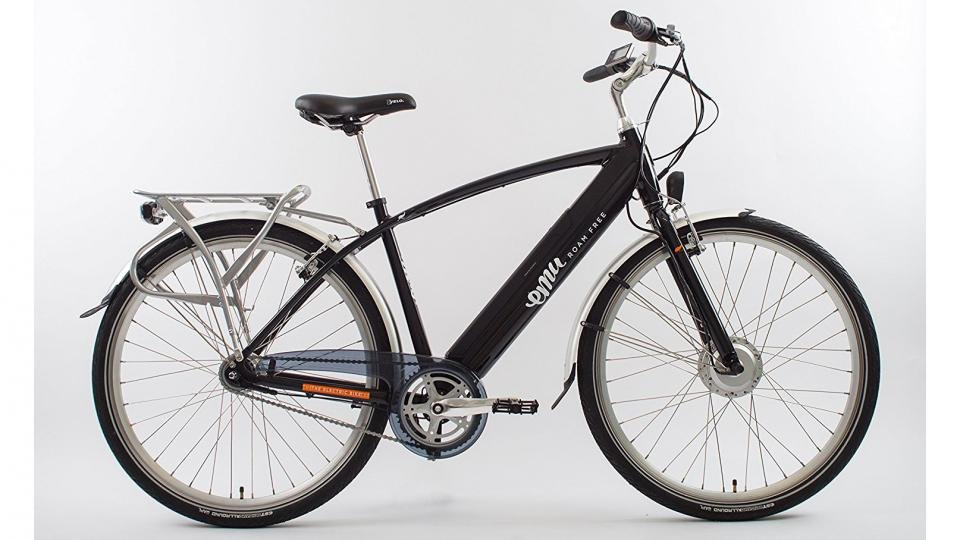 The Emu Crossbar Is A Very Comfortable Bike To Ride And Integrated Battery Means It S Not Short On Style Either Range Isn T Huge Though There