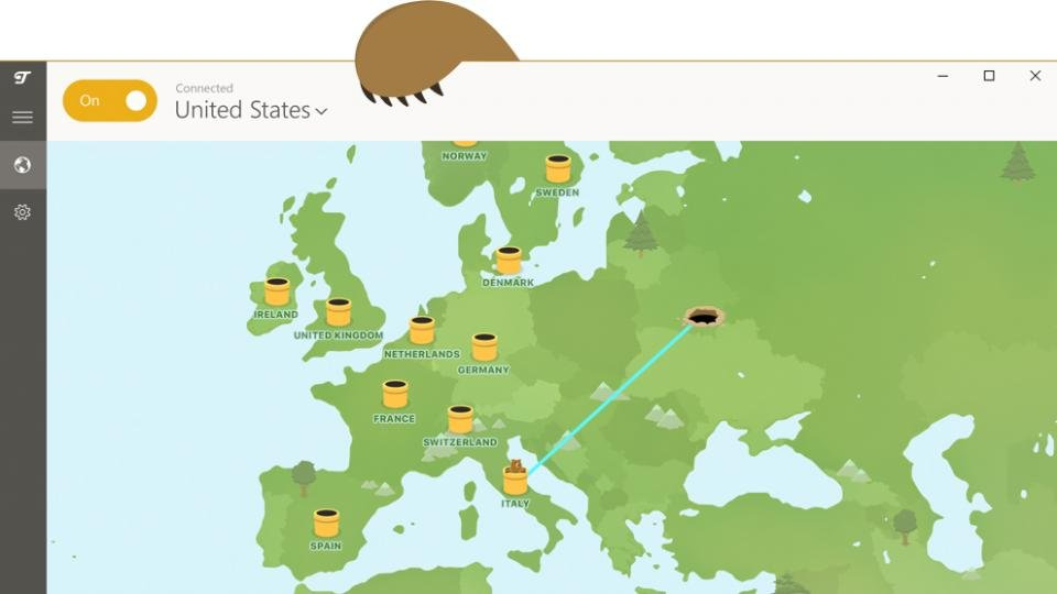 TunnelBear for Android review: A user-friendly and
