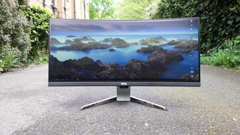 BenQ EX3501R review: An impressive curved HDR monitor   Expert Reviews