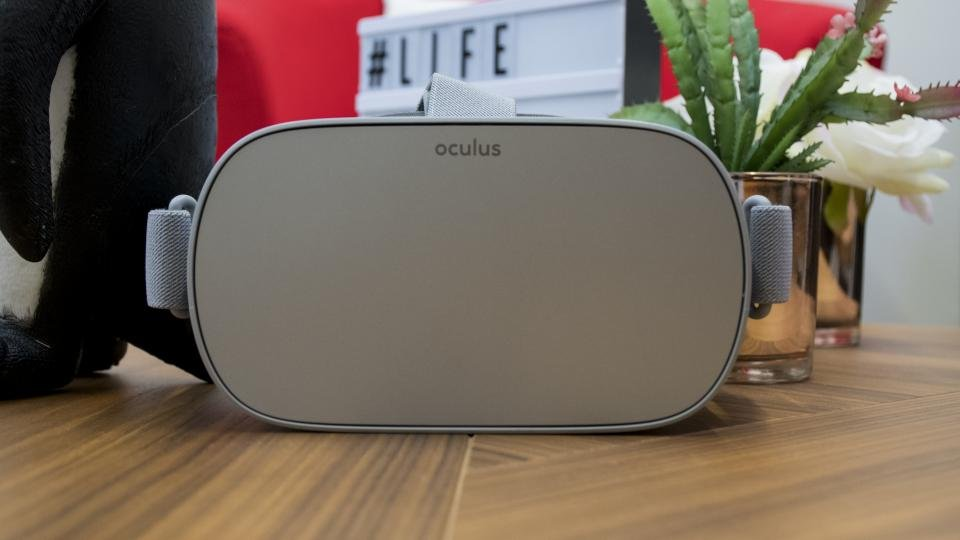 Oculus Go review: Finally a VR system for the masses