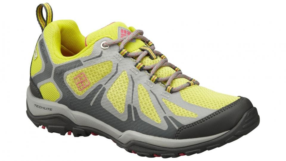 The Peakfreak is the perfect waterproof trainer for summer walking – sturdy  enough for trekking but ... 5c4386454477