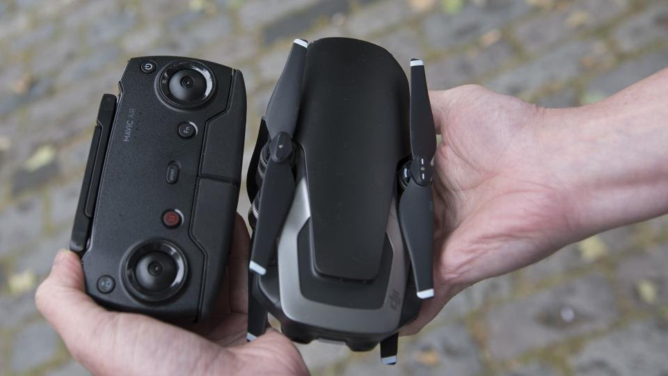 DJI Mavic Air review: The best drone money can buy | Expert