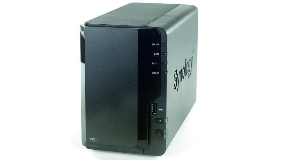Synology DS218 review: Maximum features for minimal cost