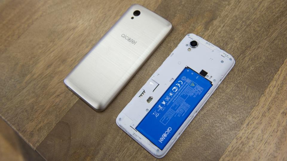 Alcatel 1 review: Android Go can't save this bargain bin