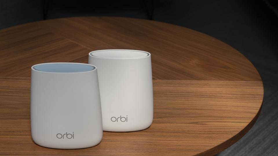Netgear Orbi RBK20 review: A small but speedy mesh Wi-Fi