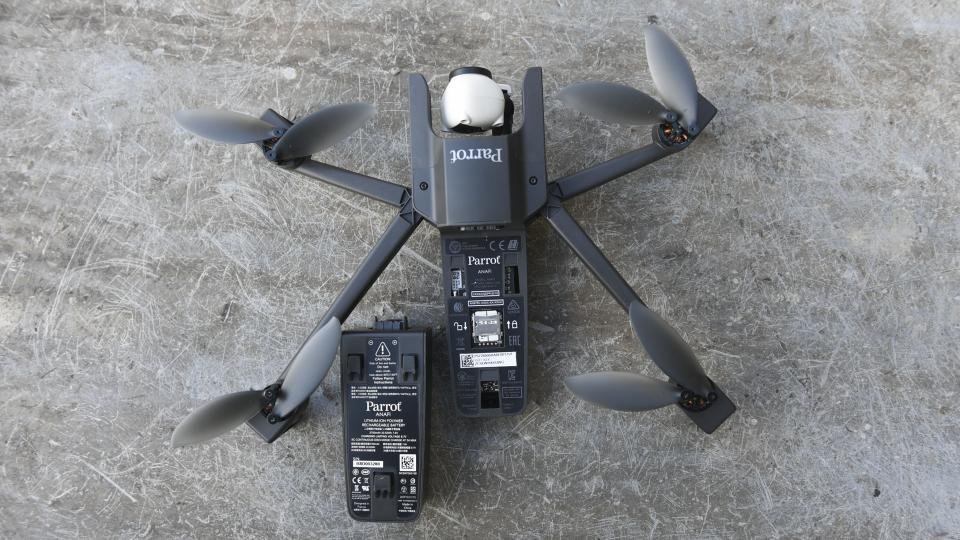 Parrot Anafi review: The best Parrot drone yet | Expert Reviews