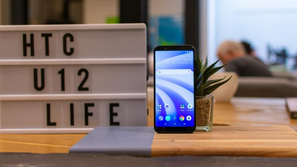 HTC U12 Life review: Hands on with HTC's latest mid-tier smartphone