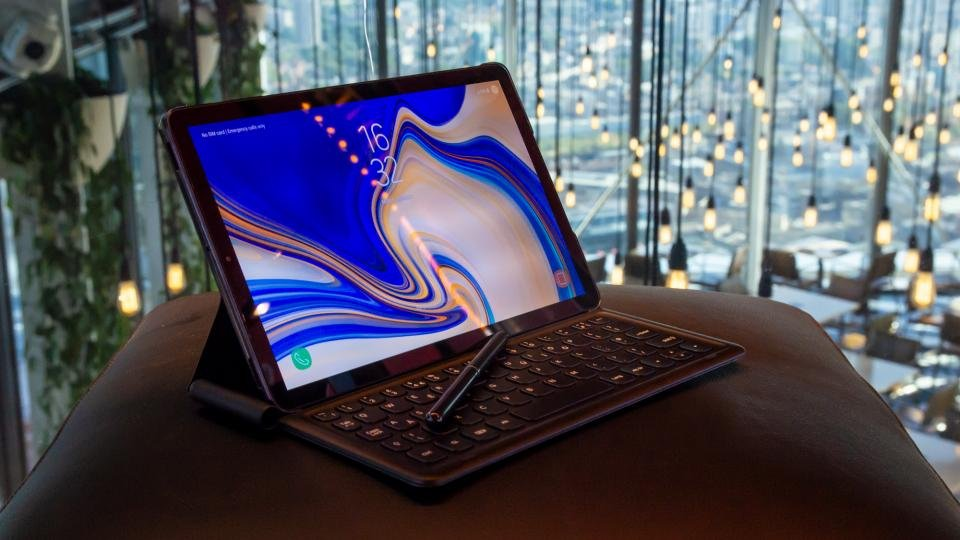 Samsung Galaxy Tab S4 review: An ambitious Android-powered