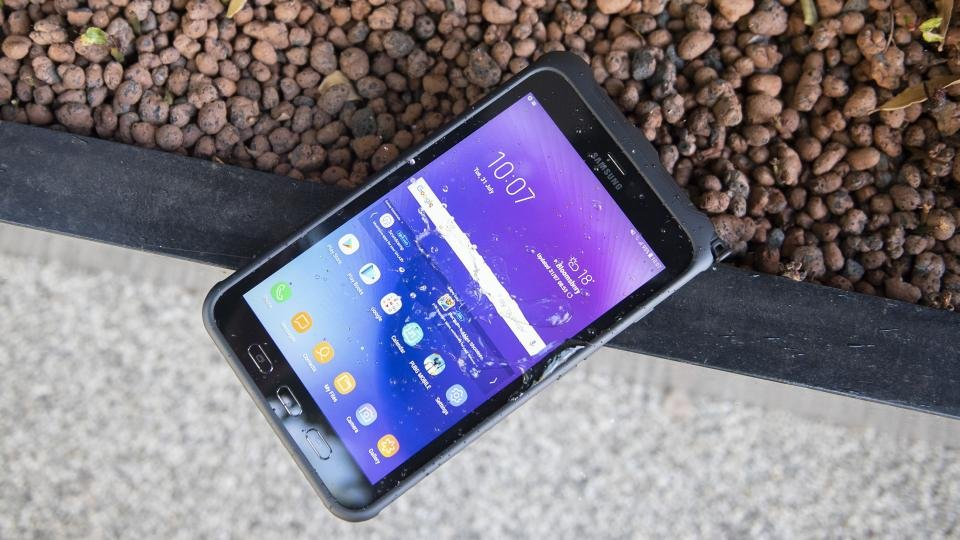 Samsung Galaxy Tab Active 2 review: Is it tough enough