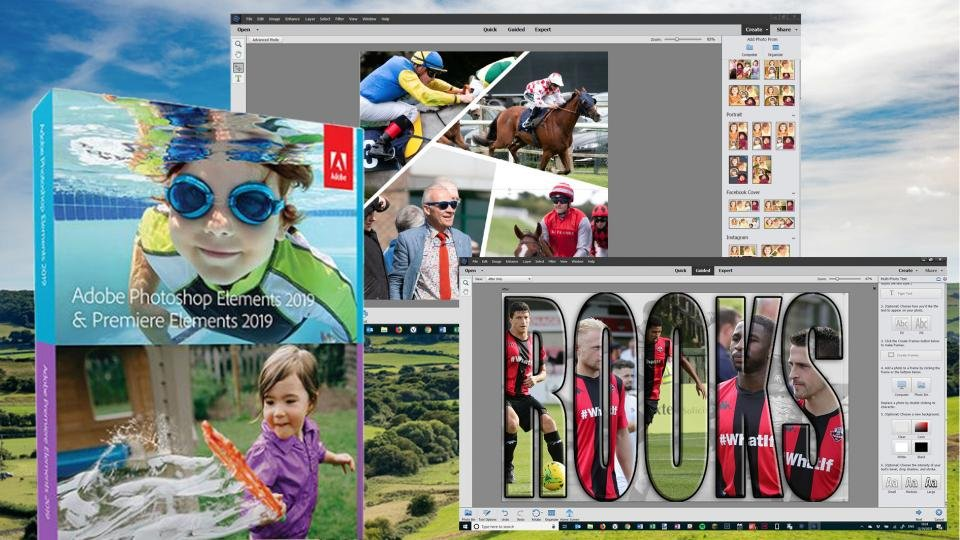 Adobe Photoshop Elements 2019 review: Trapped in the photo