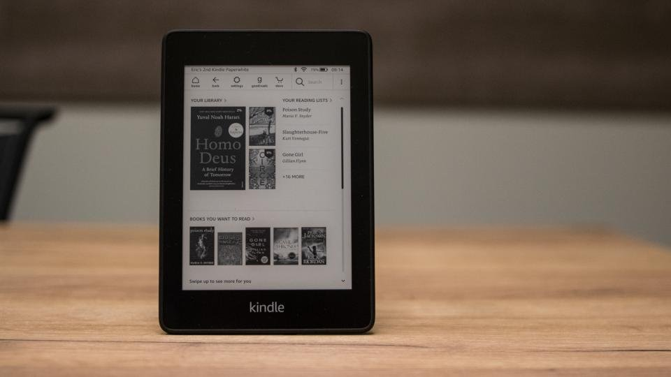Amazon Kindle Paperwhite (2018) review: Nab the waterproof