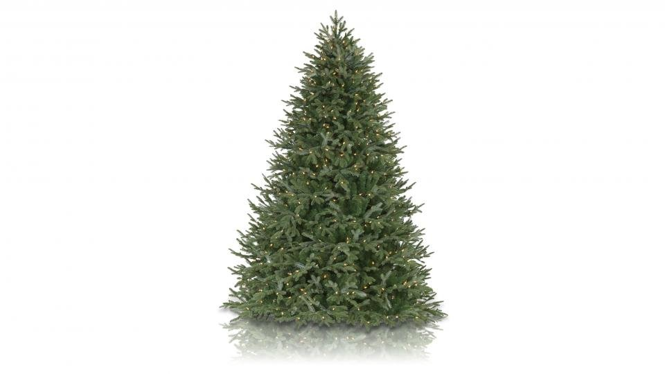 Artificial Christmas Trees Uk.Best Artificial Christmas Tree 2018 Have A Hassle Free Xmas