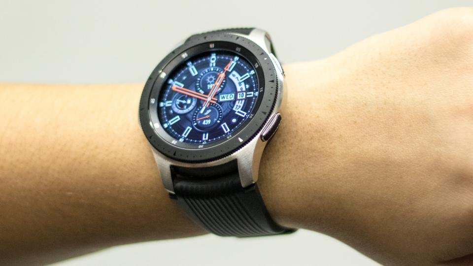 Samsung Galaxy Watch review: The 4G Samsung Galaxy Watch is
