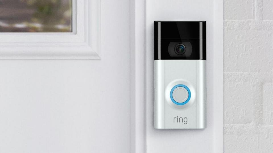Save £100 on this amazing Ring doorbell and Echo Dot ...