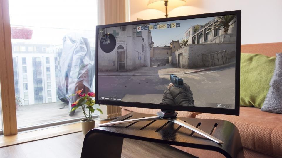 Acer Nitro XV273K review: A dual Nvidia G-Sync and AMD FreeSync