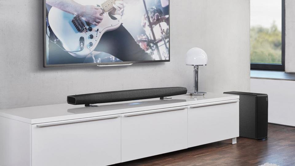 Denon HEOS Bar review: Great sound but expensive | Expert