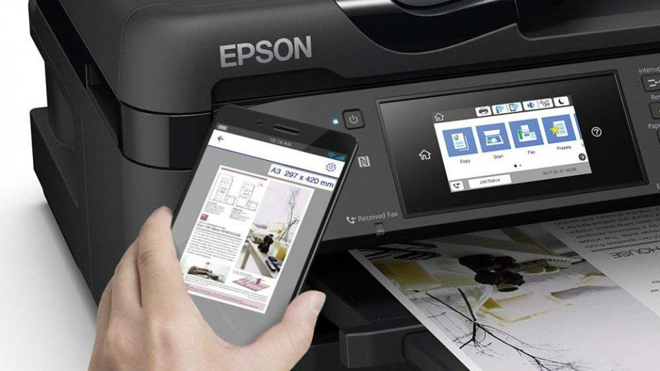 Epson WorkForce WF-7710DWF review: Great performance