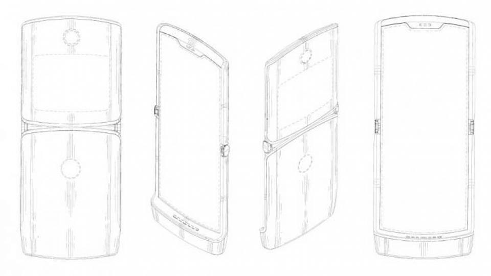 Motorola Razr 2019: Motorola's folding phone surfaces for