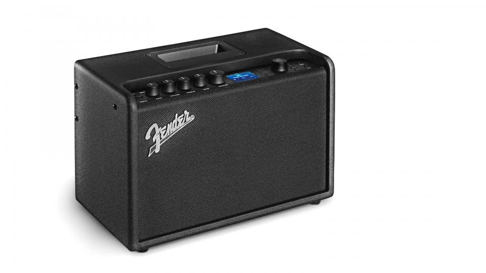 Fender Mustang GT 40 review: A superb practice amp that's