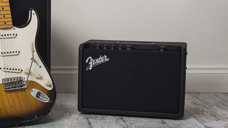 Fender Mustang GT 40 Guitar Amplifier