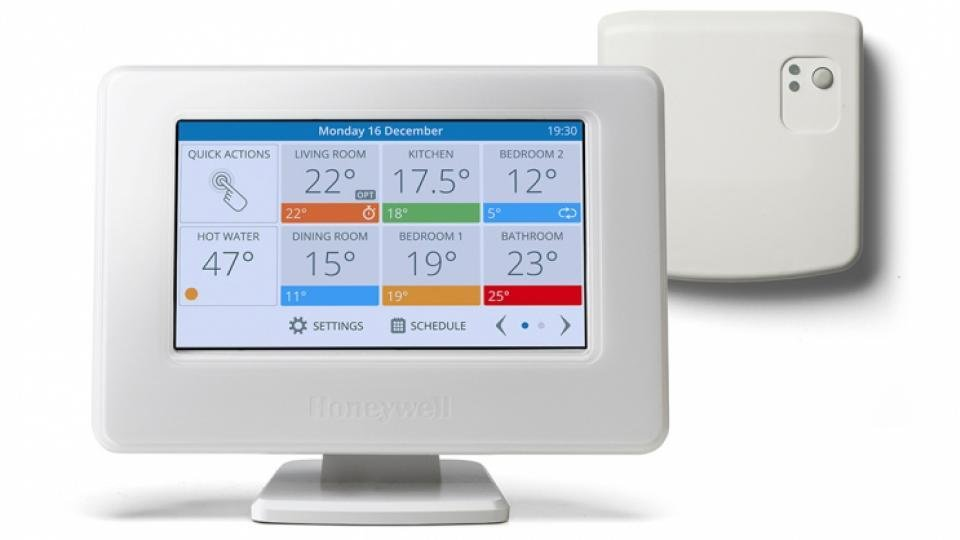 Honeywell Evohome review: The best smart thermostat you can