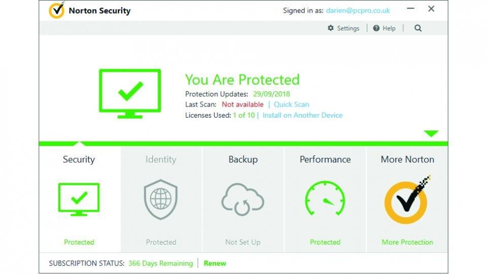 norton internet security deluxe key