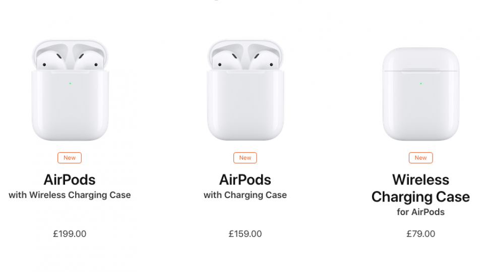 official photos 4d501 869c0 AirPods 2 release date rumours and news: New earbuds officially ...