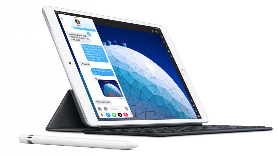 Apple announces iPad Air 3